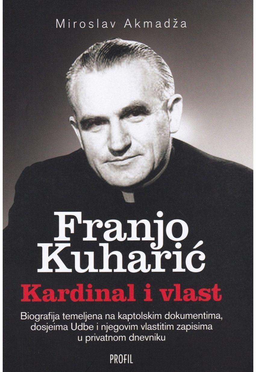 Franjo Kuharić, kardinal i vlast