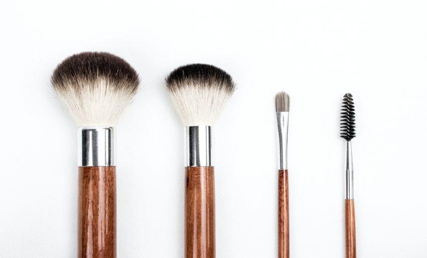 četkice za nanošenje make-upa