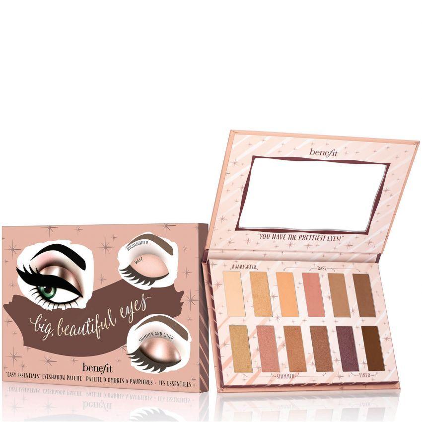 Benefit Cosmetics, Big Beautiful Eyes Eyeshadow Palette