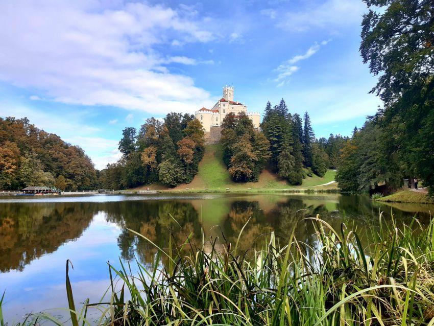 Trakošćan dvorac