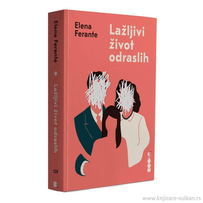 knjiga lažljivi život odraslih