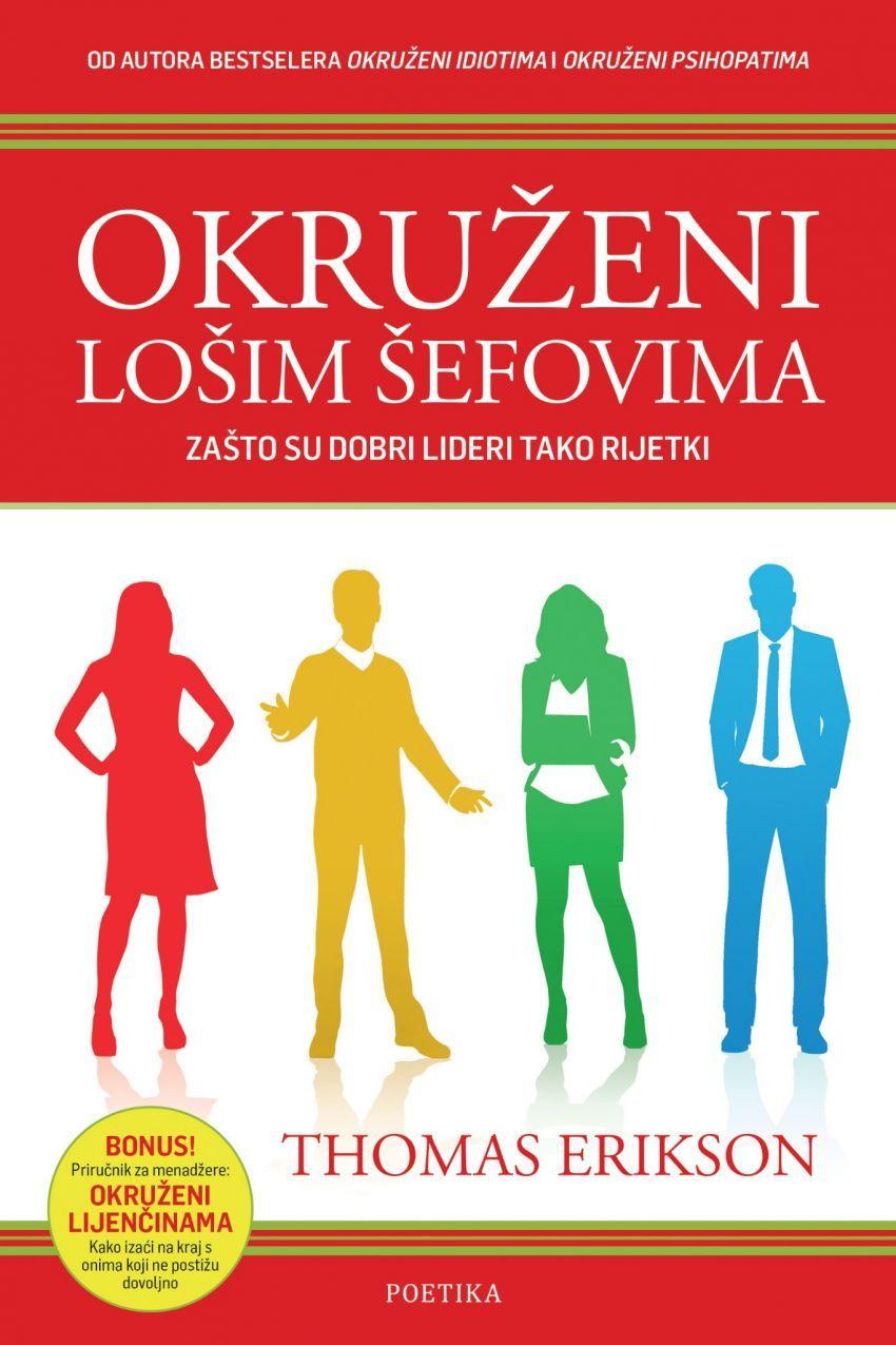 knjiga okruženi lošim šefovima