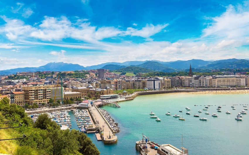 San Sebastian, Španjolska