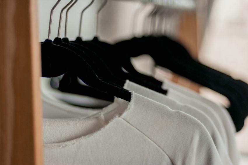 vješalice sa odjećom