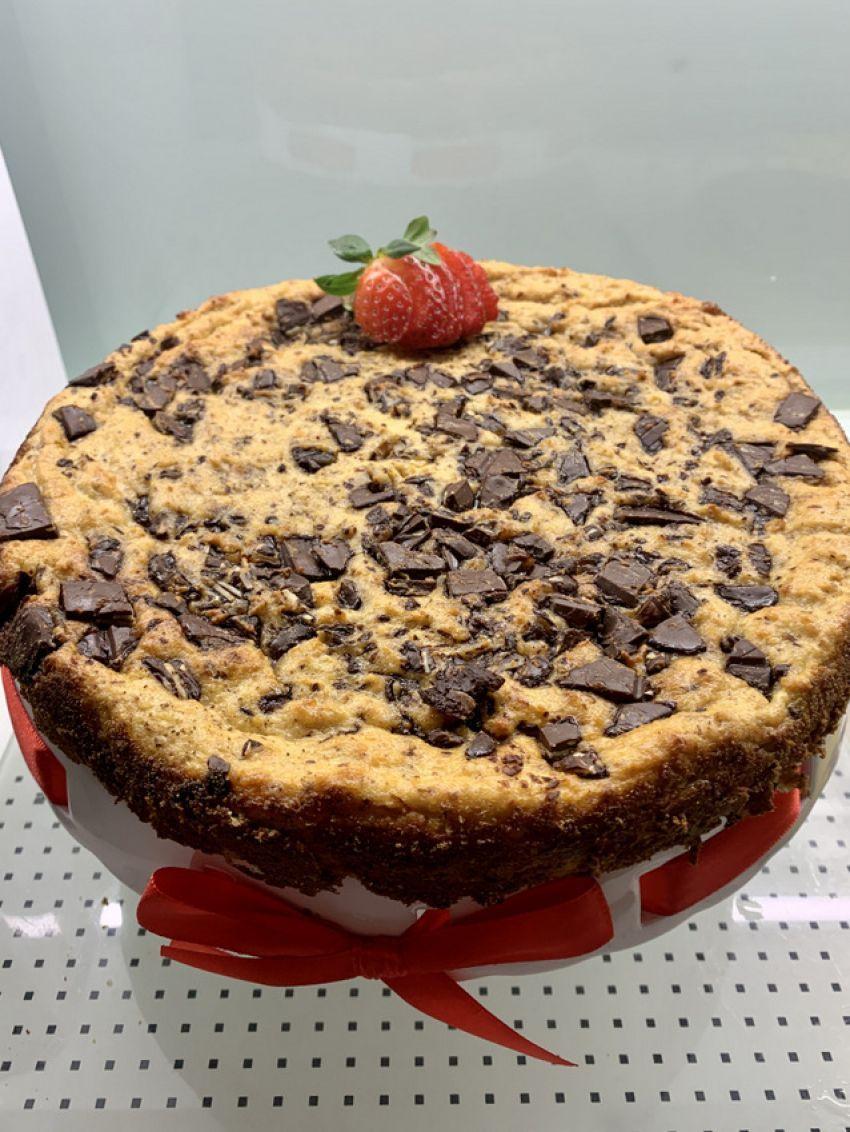 Torta s ricottom i komadićima čokolade